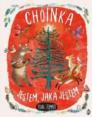 okładka Choinka Jestem jaka jestem, Książka | Zommer Yuval