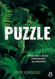 okładka Puzzle, Książka | Siondalski Piotr