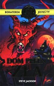 okładka Fighting Fantasy Dom pełen zła, Książka | Jackson Steve