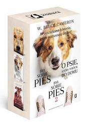 okładka Był sobie pies / O psie, który wrócił do domu / Był sobie pies 2 Pakiet, Książka | W. Bruce Cameron