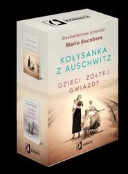 okładka Kołysanka z Auschwitz / Dzieci żółtej gwiazdy Pakiet, Książka | Escobar Mario