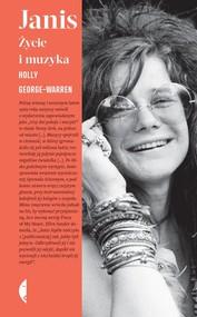 okładka Janis Życie i muzyka, Książka | Holly George-Warren