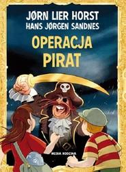 okładka Operacja Pirat, Książka | Jørn Lier Horst