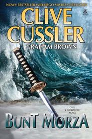 okładka Bunt morza, Książka | Cussler Clive, Graham Brown