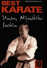 okładka Best Karate 10 Unsu Sochin Nijushiho, Książka | Nakayama Masatoshi