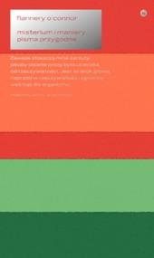 okładka Misterium i maniery Pisma przygodne, Książka | Oconnor Flanney