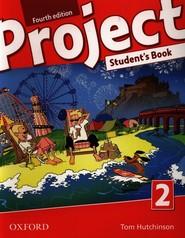 okładka Project 2 Student's Book False Beginner to Intermediate (A1-mid B1), Książka | Hutchinson Tom