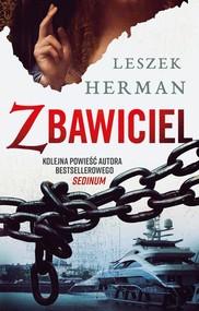 okładka Zbawiciel, Książka | Leszek Herman