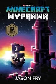 okładka Minecraft Wyprawa, Książka | Jason Fry