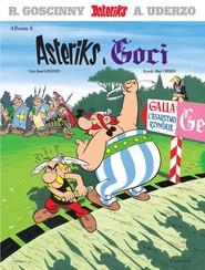 okładka Asteriks Asteriks i Goci Tom 8, Książka | René Goscinny
