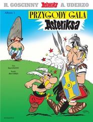 okładka Asteriks Przygody Gala Asteriksa Tom 1, Książka | René Goscinny
