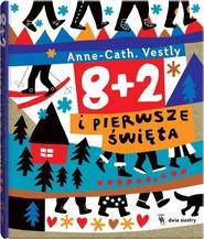 okładka 8 + 2 i pierwsze święta, Książka | Anne Cath Vestly