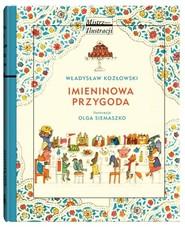 okładka Imieninowa przygoda, Książka | Kozłowski Władysław