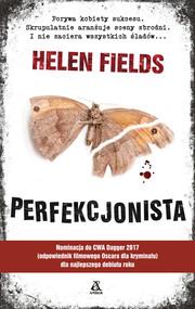 okładka Perfekcjonista Wielkie Litery, Książka | Helen Fields