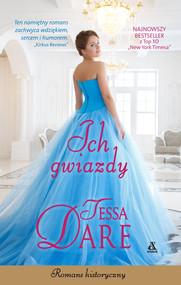 okładka Ich gwiazdy Wielkie Litery, Książka | Tessa Dare