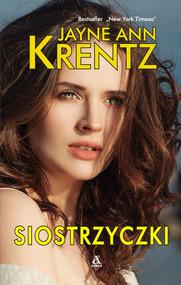 okładka Siostrzyczki Wielkie Litery, Książka | Jayne Ann Krentz