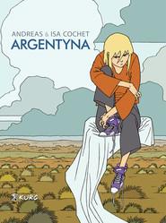 okładka Argentyna, Książka | Andreas, Lisa Cochet
