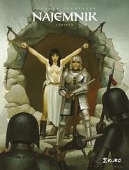 okładka Najemnik Tom 5 Forteca, Książka | Segrelles Vicente