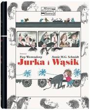 okładka Jurka i Wąsik, Książka   Schmidt Annie