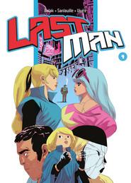 okładka Lastman Tom 4, Książka | Bastien Vivies