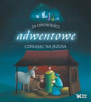 okładka 24 opowieści adwentowe czekając na Jezusa, Książka | Nabert Fleur, Maraval-Hutin Sophie, Mullenheim Sophie de