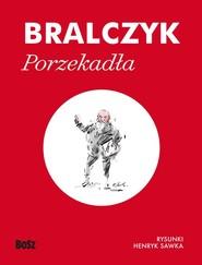 okładka Porzekadła, Książka | Jerzy  Bralczyk
