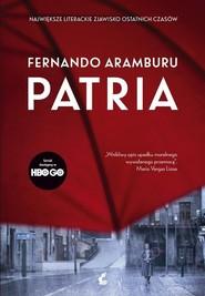 okładka Patria, Książka | Aramburu Fernando