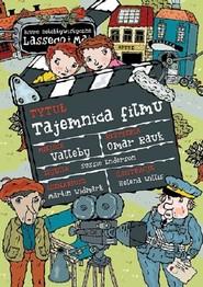 okładka Biuro Detektywistyczne Lassego i Mai Tajemnica filmu, Książka | Martin Widmark