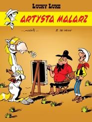 okładka Lucky Luke Tom 69 Artysta malarz, Książka |