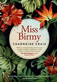 okładka Miss Birmy, Książka | Craig Charmaine