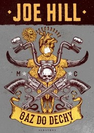 okładka Gaz do dechy, Książka | Joe Hill