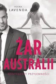 okładka Żar Australii, Książka | Lavenda Alexa
