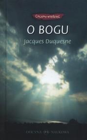 okładka O Bogu, Książka | Duquesne Jacques