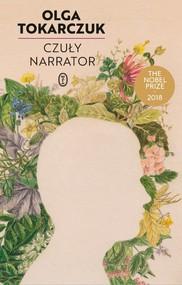 okładka Czuły narrator, Książka | Olga Tokarczuk