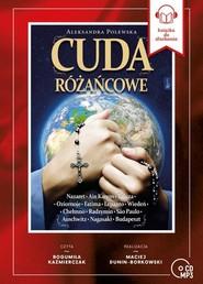 okładka Cuda różańcowe, Książka | Aleksandra Polewska