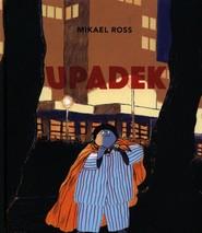 okładka Upadek, Książka | Ross Mikael