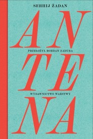 okładka Antena, Książka | Serhij Żadan