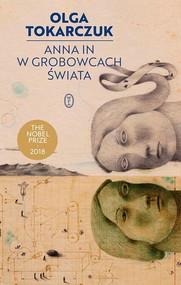 okładka Anna In w grobowcach świata, Książka | Olga Tokarczuk