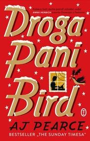 okładka Droga pani Bird, Książka   A.J. Pearce
