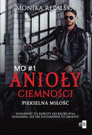 okładka Anioły ciemności Piekielna miłość #1, Książka | Monika Rępalska