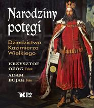 okładka Narodziny potęgi Dziedzictwo Kazimierza Wielkiego, Książka | Ożóg Krzysztof