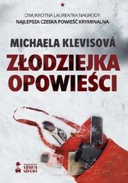 okładka Złodziejka opowieści, Książka | Michaela Klevisová