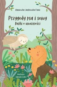 okładka Przygody psa i sowy Bajki o uważności, Książka | Jankowska-Figaj Agnieszka