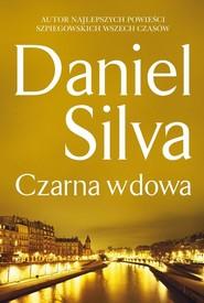 okładka Czarna wdowa Wielkie Litery, Książka | Daniel Silva