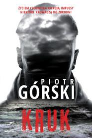 okładka Kruk Wielkie Litery, Książka | Piotr Górski