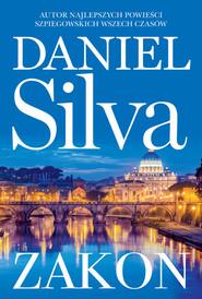 okładka Zakon, Książka | Daniel Silva