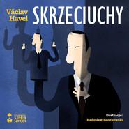 okładka Skrzeciuchy, Książka | Havel Vaclav