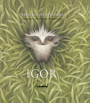 okładka Igor, Książka | Vignaga Francesca Dafne