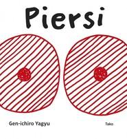 okładka Piersi, Książka   Yagyu Gen-ichiro