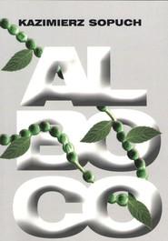 okładka Alboco, Książka | Sopuch Kazimierz